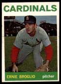 1964 Topps #59 Ernie Broglio EX/NM