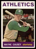 1964 Topps #75 Wayne Causey EX Excellent