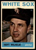 1964 Topps #13 Hoyt Wilhelm VG Very Good
