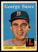 1958 Topps #189 George Susce EX/NM