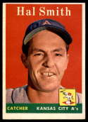 1958 Topps #257 Hal Smith EX++ Excellent++