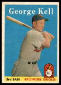 1958 Topps #40 George Kell EX++ Excellent++