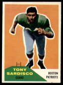 1960 Fleer #21 Tony Sardisco NM Near Mint