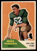 1960 Fleer #23 Mike Hudock EX/NM