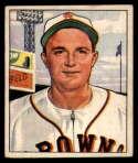 1950 Bowman #189 Owen Friend EX Excellent RC Rookie