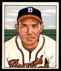 1950 Bowman #193 Pete Reiser EX Excellent