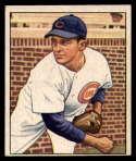 1950 Bowman #196 Doyle Lade EX Excellent