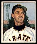 1950 Bowman #201 Pete Castiglione EX Excellent RC Rookie