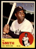 1963 Topps #16 Al Smith VG/EX Very Good/Excellent