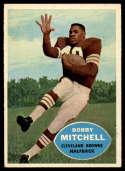 1960 Topps #25 Bobby Mitchell NM Near Mint