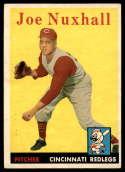 1958 Topps #63 Joe Nuxhall EX++ Excellent++