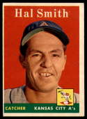 1958 Topps #257 Hal Smith EX Excellent