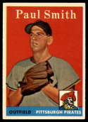 1958 Topps #269 Paul Smith EX/NM