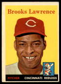 1958 Topps #374 Brooks Lawrence VG Very Good