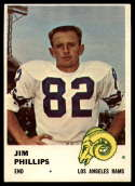 1961 Fleer #102 Jim Phillips EX Excellent