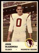 1961 Fleer #110 John Olszewski EX++ Excellent++