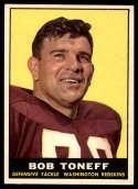 1961 Topps #129 Bob Toneff NM Near Mint