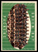 1961 Topps #47 Packers Team NM Near Mint
