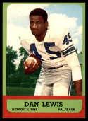 1963 Topps #26 Dan Lewis EX/NM