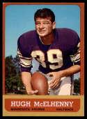 1963 Topps #103 Hugh McElhenny EX/NM