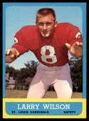 1963 Topps #155 Larry Wilson NM Near Mint RC Rookie