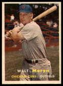 1957 Topps #16 Walt Moryn EX/NM