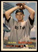 1957 Topps #21 Frank Sullivan NM+