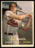 1957 Topps #41 Hal Smith EX/NM
