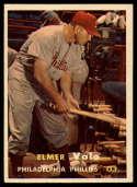 1957 Topps #54 Elmer Valo EX/NM