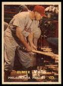1957 Topps #54 Elmer Valo NM Near Mint