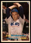 1957 Topps #84 Moe Drabowsky EX/NM RC Rookie