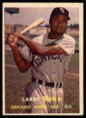 1957 Topps #85 Larry Doby EX Excellent