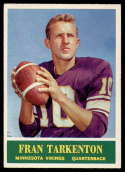 1964 Philadelphia #109 Fran Tarkenton NM Near Mint