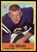 1967 Philadelphia #5 Lou Kirouac NM Near Mint RC Rookie