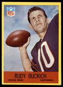 1967 Philadelphia #26 Rudy Bukich UER EX/NM