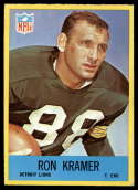 1967 Philadelphia #65 Ron Kramer EX/NM