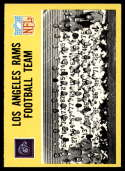 1967 Philadelphia #85 Rams Team NM Near Mint