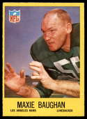 1967 Philadelphia #87 Maxie Baughan NM Near Mint