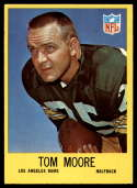 1967 Philadelphia #93 Tom Moore NM Near Mint