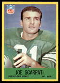1967 Philadelphia #141 Joe Scarpati NM Near Mint RC Rookie
