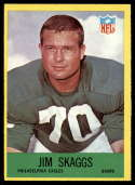 1967 Philadelphia #143 Jim Skaggs NM Near Mint RC Rookie