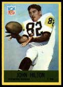 1967 Philadelphia #151 John Hilton NM Near Mint RC Rookie