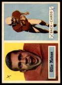 1957 Topps #26 Ollie Matson mark