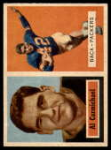1957 Topps #57 Al Carmichael NM Near Mint