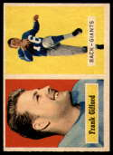 1957 Topps #88 Frank Gifford NM Near Mint