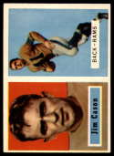 1957 Topps #143 Jim Cason DP EX Excellent RC Rookie