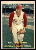 1957 Topps #93 Hal Jeffcoat NRMT o/c