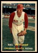1957 Topps #93 Hal Jeffcoat EX/NM
