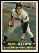 1957 Topps #96 Hank Aguirre EX/NM RC Rookie
