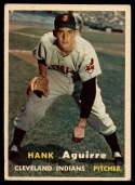 1957 Topps #96 Hank Aguirre VG Very Good RC Rookie